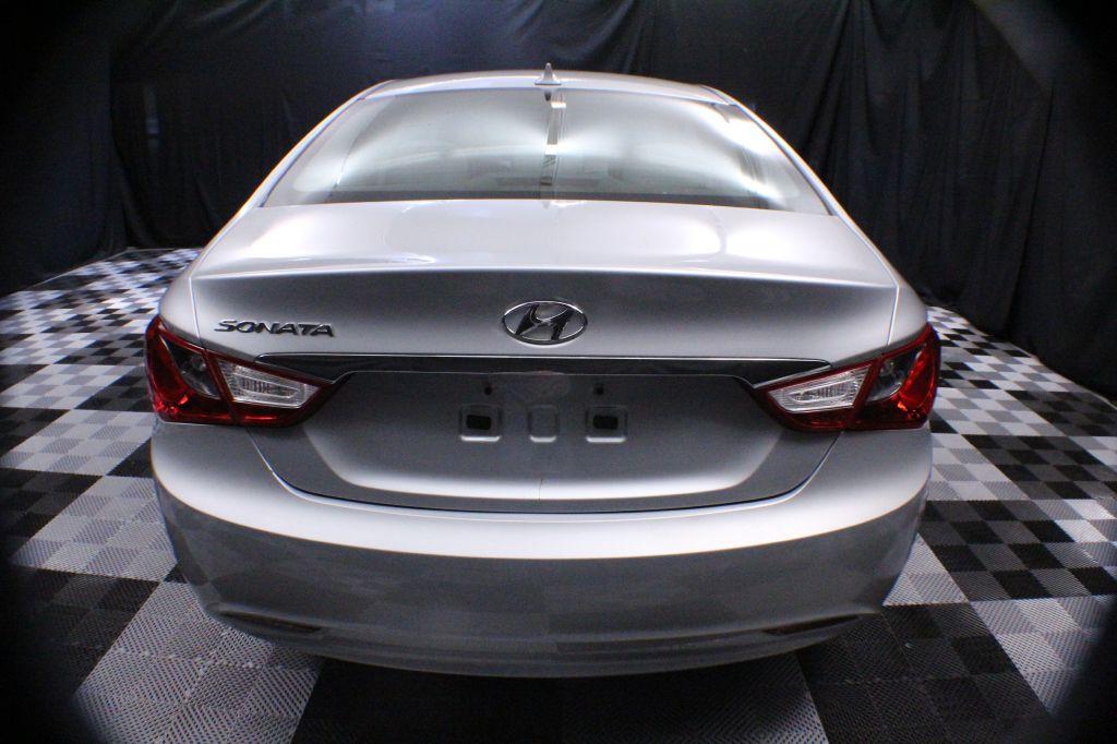 2013 HYUNDAI SONATA GLS for sale at Solid Rock Auto Group