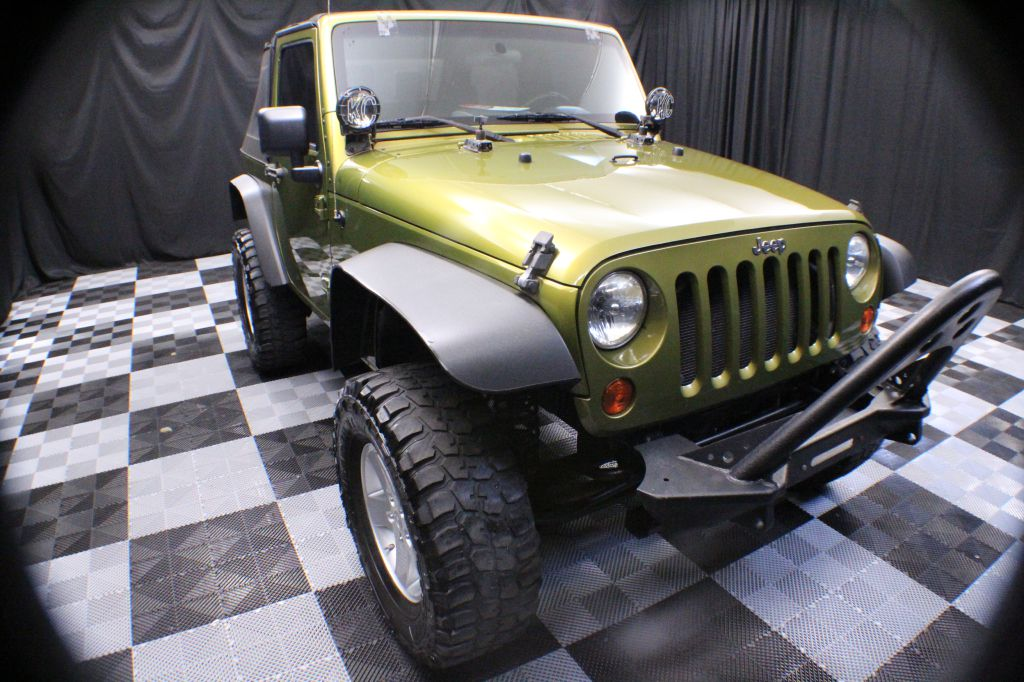 2008 JEEP WRANGLER for sale at Solid Rock Auto Group