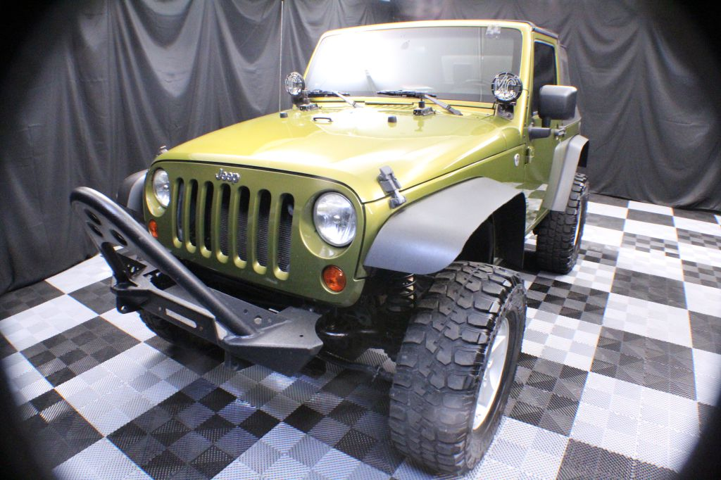 2008 JEEP WRANGLER X for sale at Solid Rock Auto Group