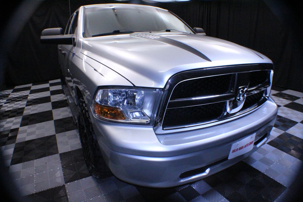 2010 DODGE RAM 1500 for sale at Solid Rock Auto Group