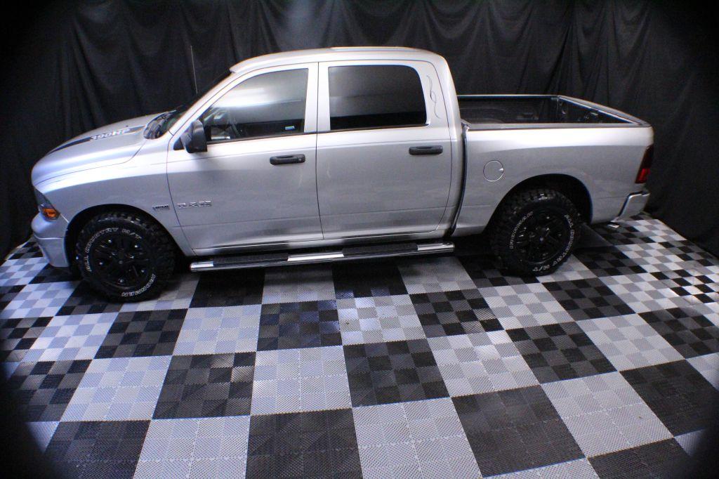 2010 DODGE RAM 1500 QUAD CAB 4X4 SLT for sale at Solid Rock Auto Group