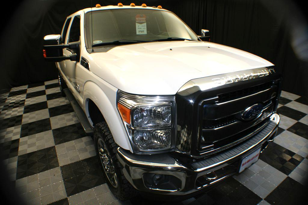 2015 FORD F350 for sale at Solid Rock Auto Group