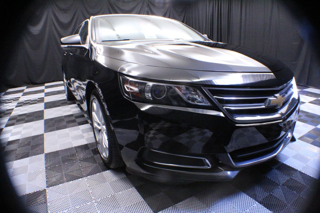 2016 CHEVROLET IMPALA LT for sale at Solid Rock Auto Group