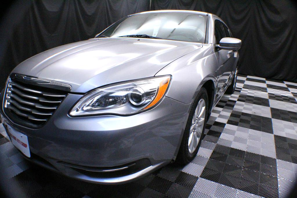 2014 CHRYSLER 200 TOURING for sale at Solid Rock Auto Group