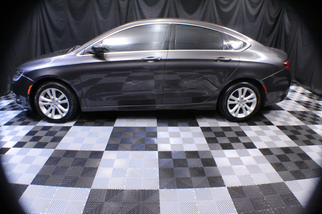 2015 CHRYSLER 200 LIMITED for sale at Solid Rock Auto Group