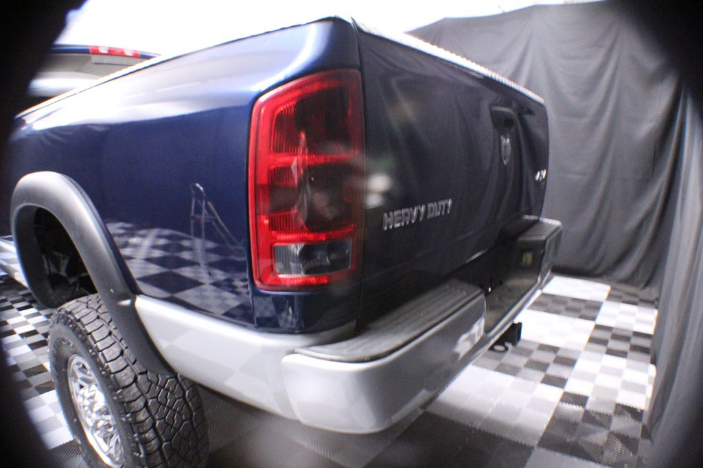 2005 DODGE RAM 2500 ST for sale at Solid Rock Auto Group