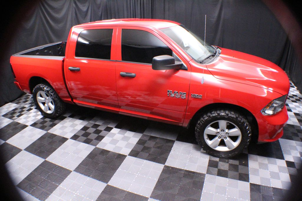 2013 RAM 1500 SLT for sale at Solid Rock Auto Group