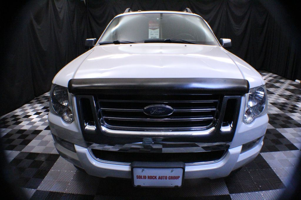 2008 FORD EXPLORER SPORT LIMITED for sale at Solid Rock Auto Group