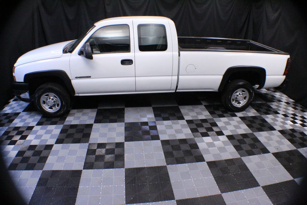 2006 CHEVROLET SILVERADO 2500 HEAVY DUTY for sale at Solid Rock Auto Group