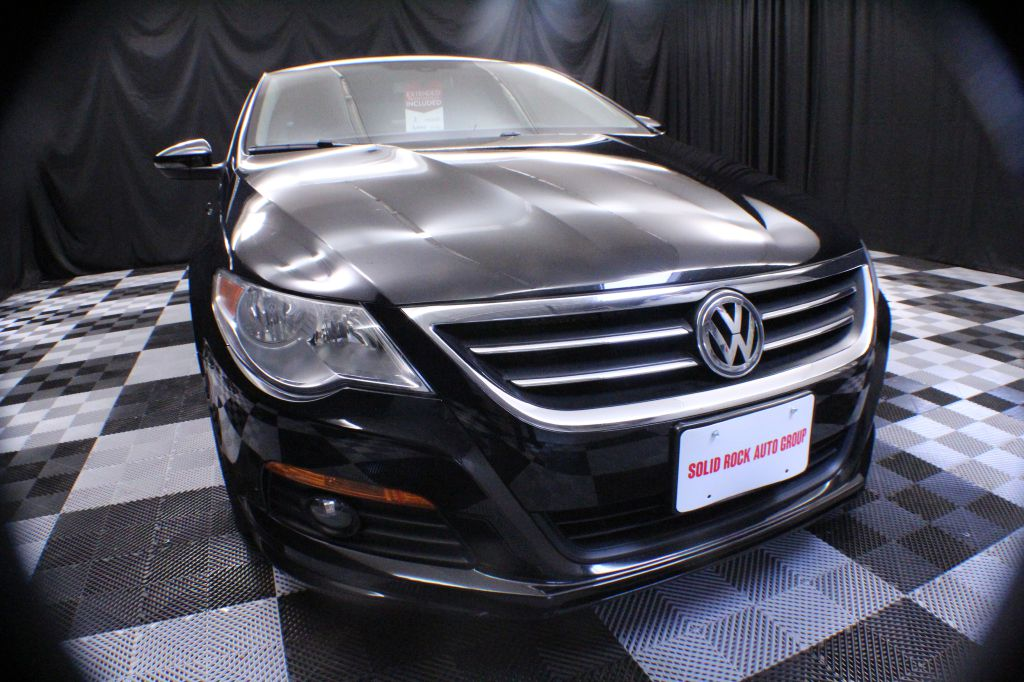 2012 VOLKSWAGEN CC for sale at Solid Rock Auto Group