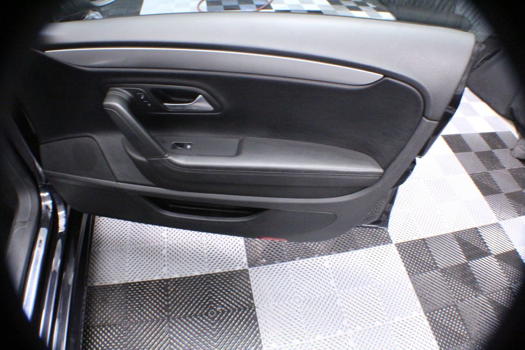2012 VOLKSWAGEN CC SPORT for sale at Solid Rock Auto Group