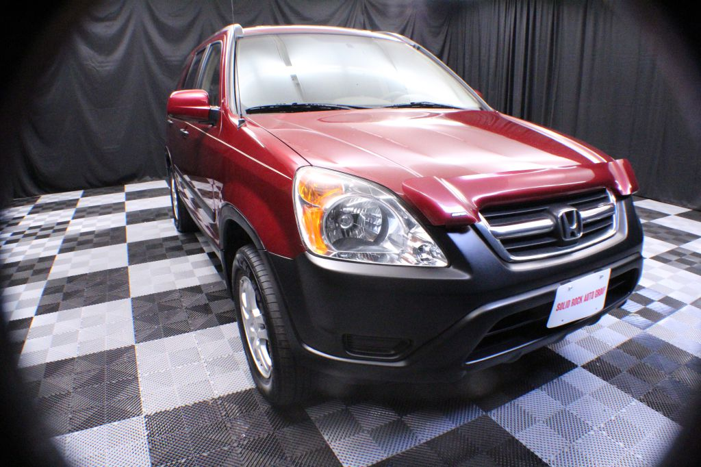 2002 HONDA CR-V for sale at Solid Rock Auto Group