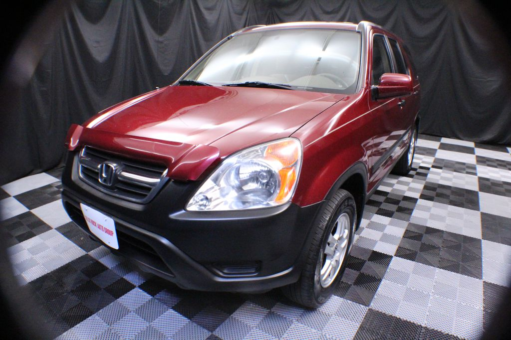 2002 HONDA CR-V EX for sale at Solid Rock Auto Group