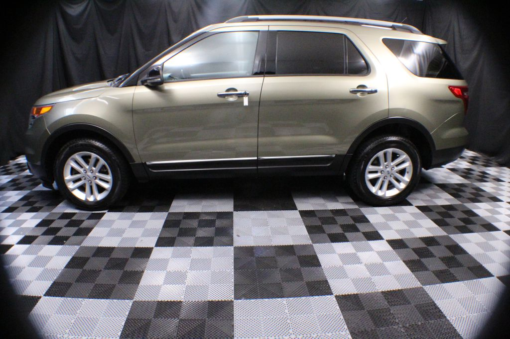 2013 FORD EXPLORER XLT 4X4 LOADED for sale at Solid Rock Auto Group