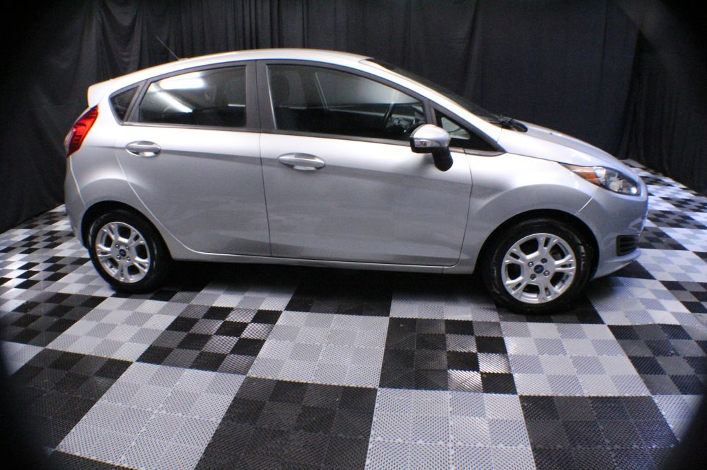 2015 FORD FIESTA SE for sale at Solid Rock Auto Group