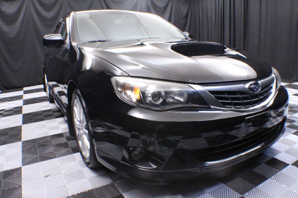 2008 SUBARU IMPREZA for sale at Solid Rock Auto Group