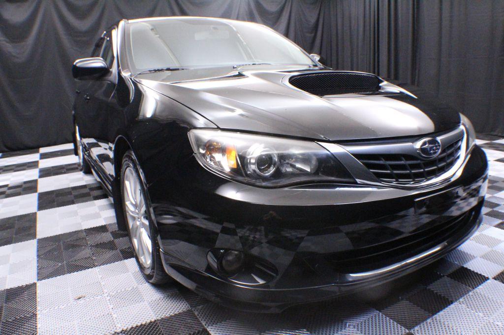 2008 SUBARU IMPREZA for sale at Solid Rock Auto Group