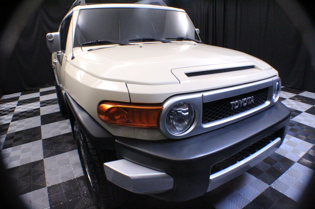 2008 TOYOTA FJ CRUISER  for sale at Solid Rock Auto Group