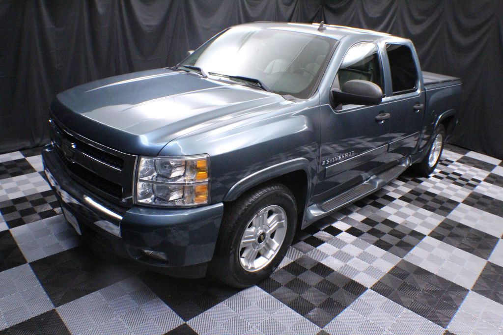 2008 CHEVROLET SILVERADO 1500  for sale at Solid Rock Auto Group