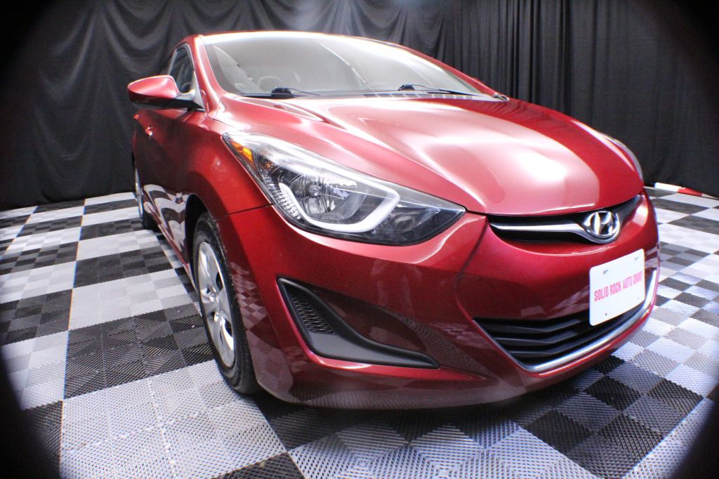 2016 HYUNDAI ELANTRA SE for sale at Solid Rock Auto Group