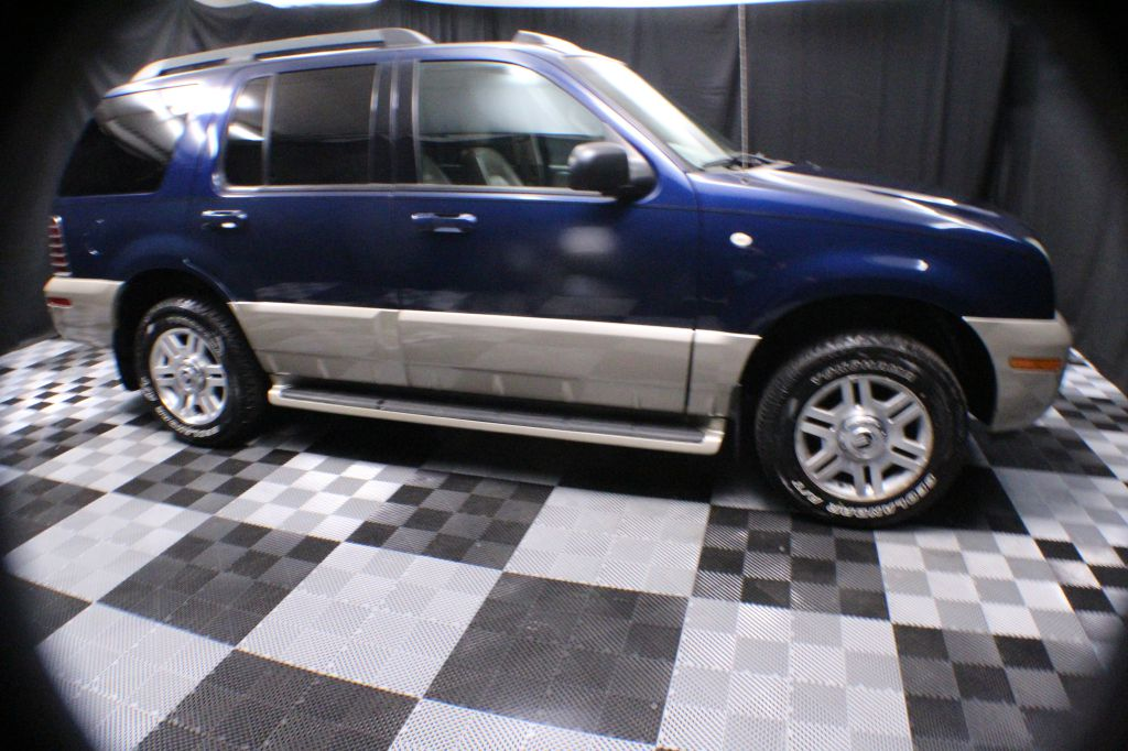 2005 MERCURY MOUNTAINEER PREMIER W/4.6L for sale at Solid Rock Auto Group