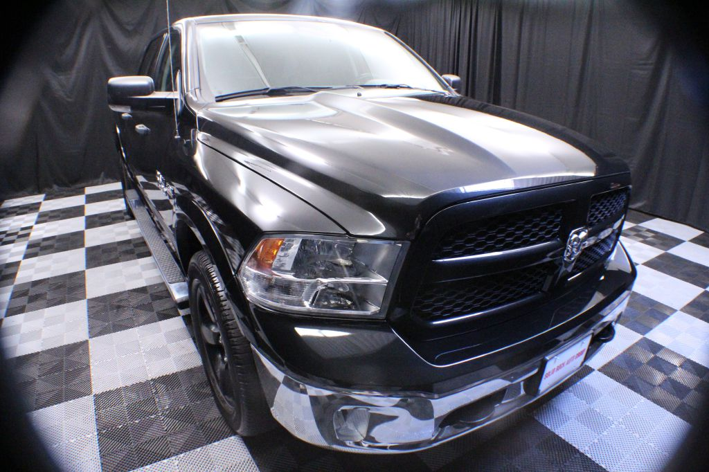 2016 RAM 1500 for sale at Solid Rock Auto Group
