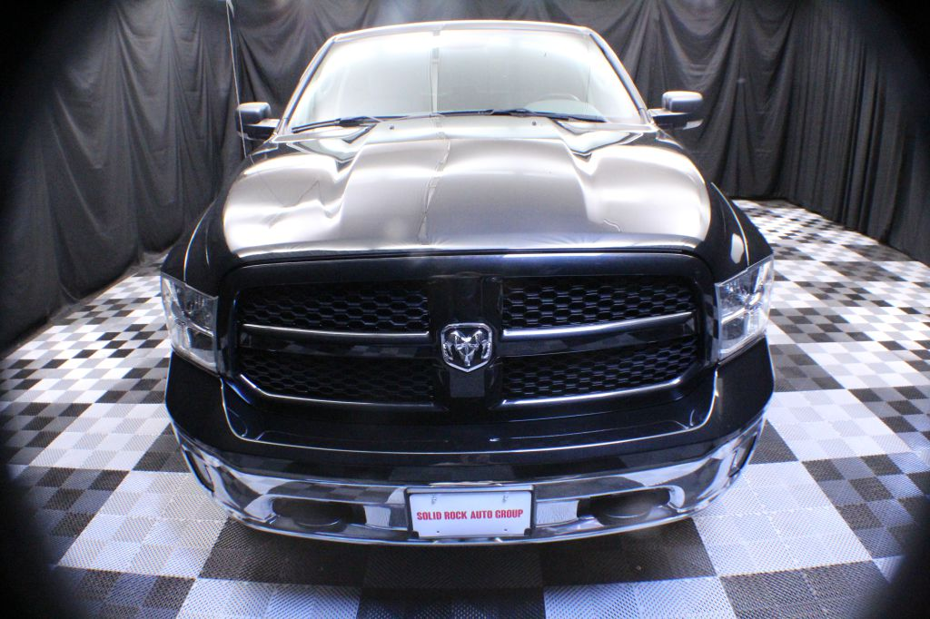 2016 RAM 1500 SLT for sale at Solid Rock Auto Group