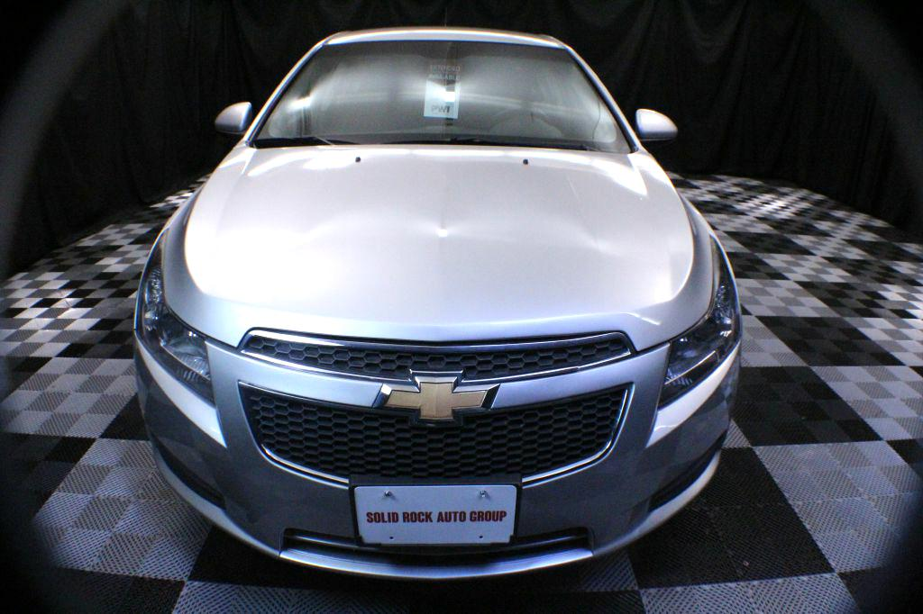 2012 CHEVROLET CRUZE ECO for sale at Solid Rock Auto Group