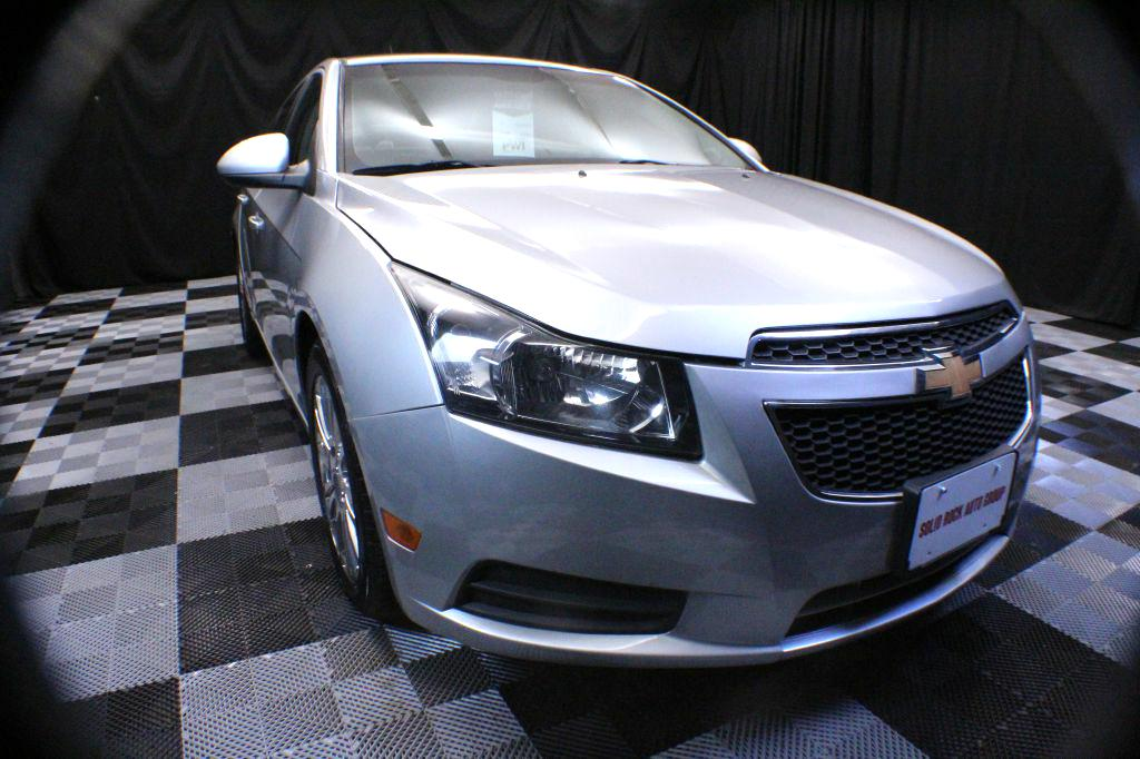 2012 CHEVROLET CRUZE for sale at Solid Rock Auto Group