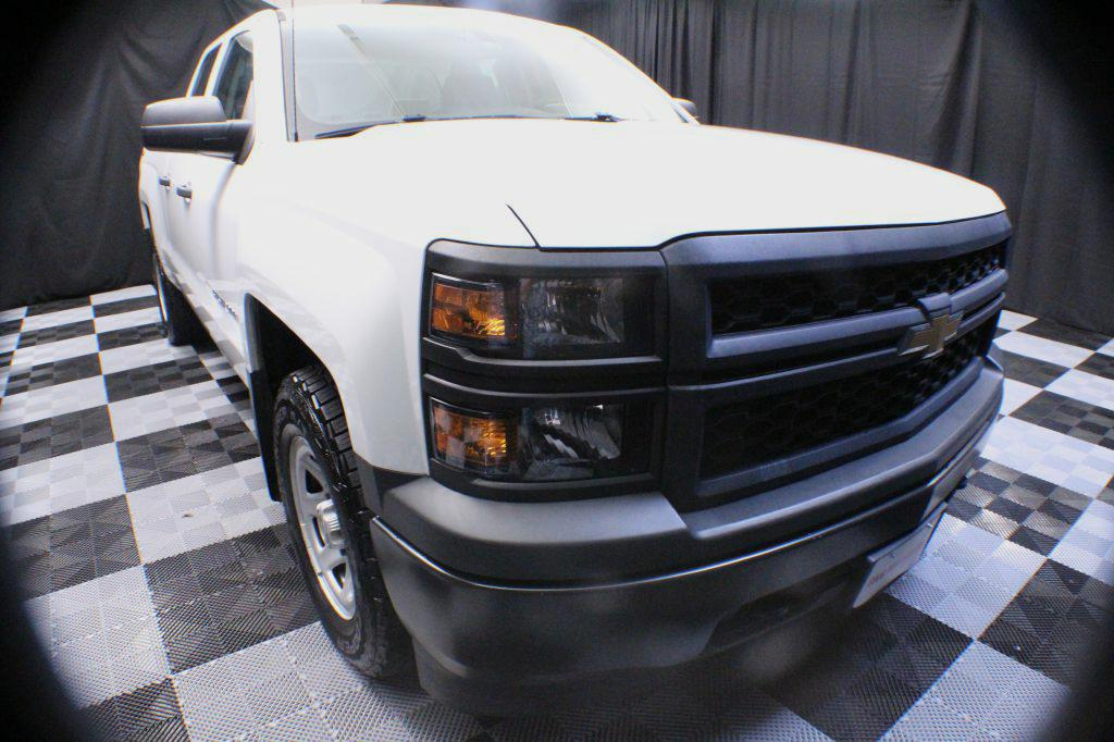 2015 CHEVROLET SILVERADO 1500 for sale at Solid Rock Auto Group