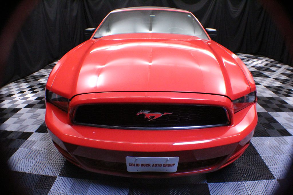 2013 FORD MUSTANG  for sale at Solid Rock Auto Group