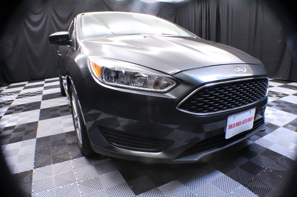 2018 FORD FOCUS for sale at Solid Rock Auto Group