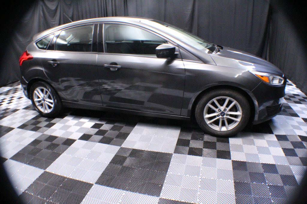 2018 FORD FOCUS SE for sale at Solid Rock Auto Group