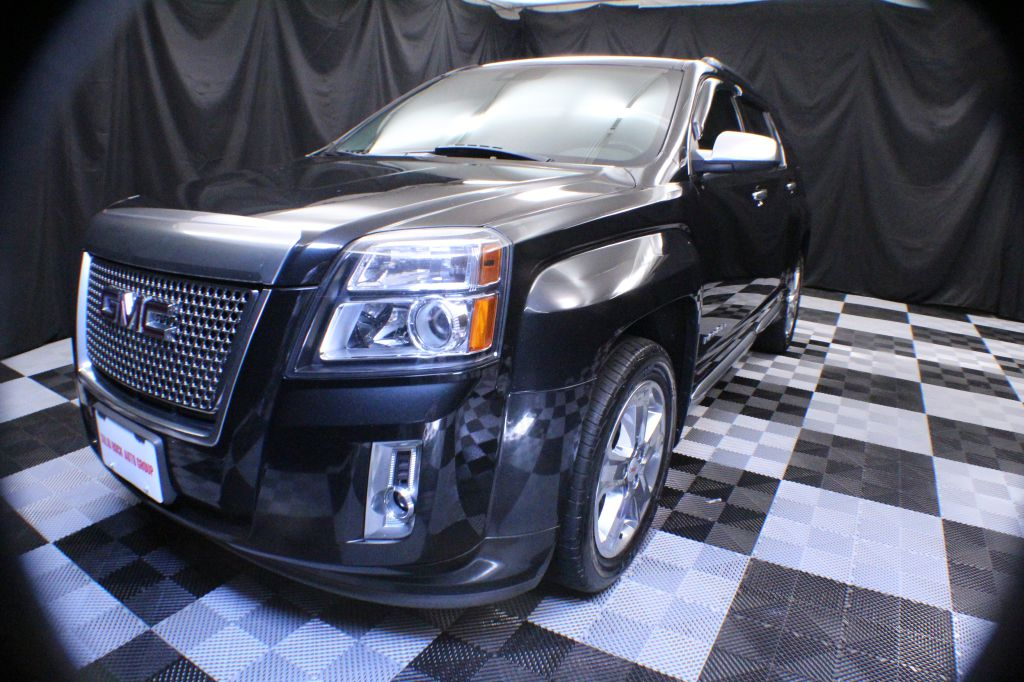 2013 GMC TERRAIN DENALI for sale at Solid Rock Auto Group