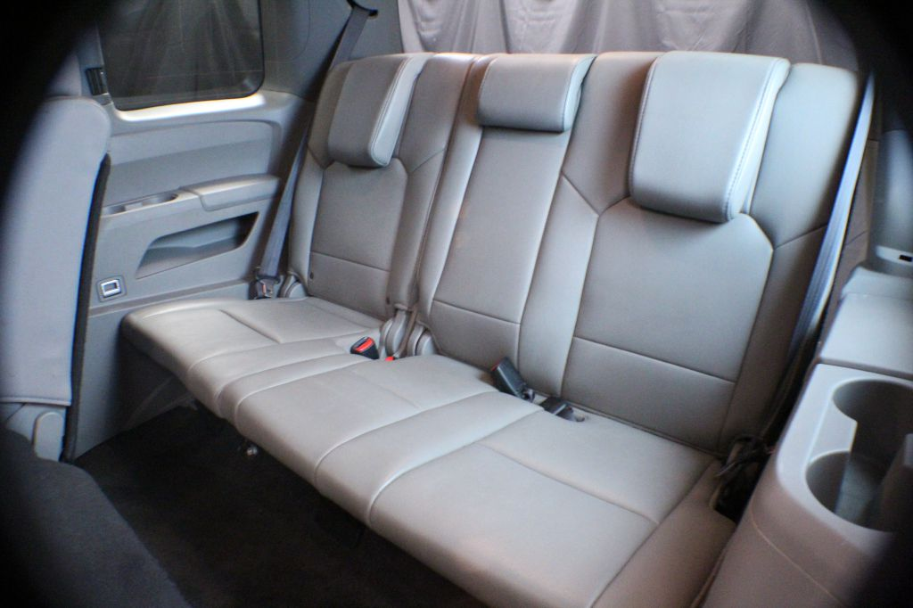 2012 HONDA PILOT EXL for sale at Solid Rock Auto Group