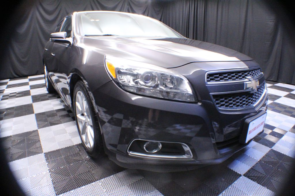 2013 CHEVROLET MALIBU for sale at Solid Rock Auto Group