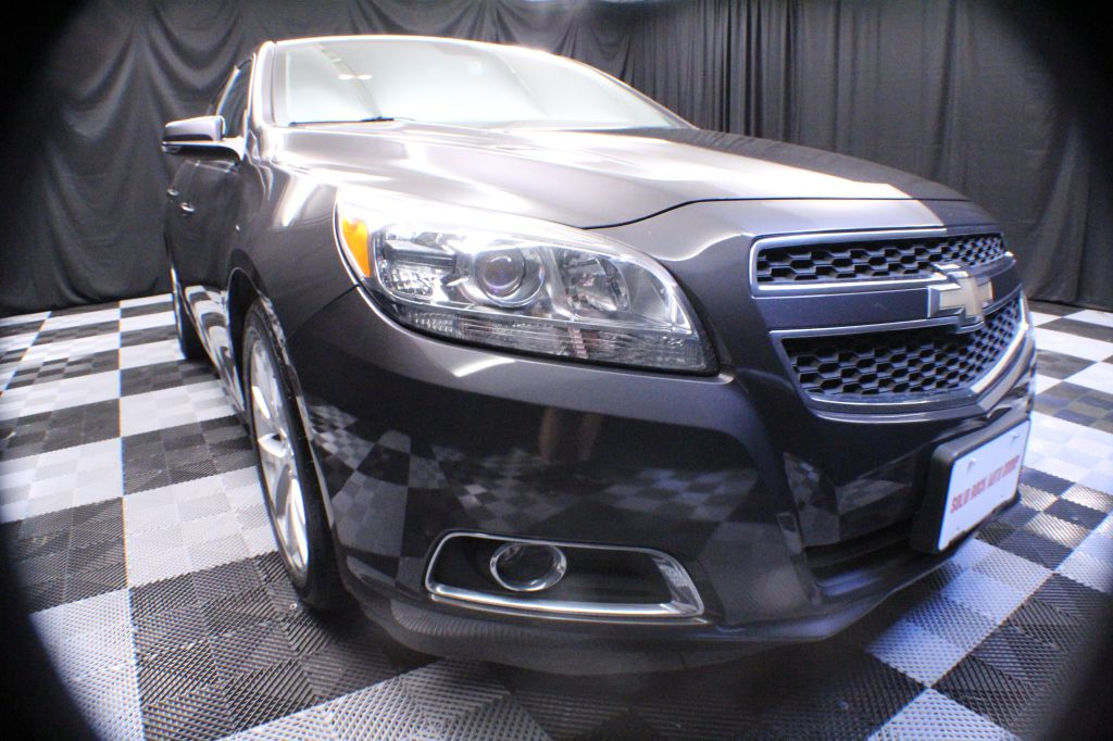 2013 CHEVROLET MALIBU 2LT for sale at Solid Rock Auto Group