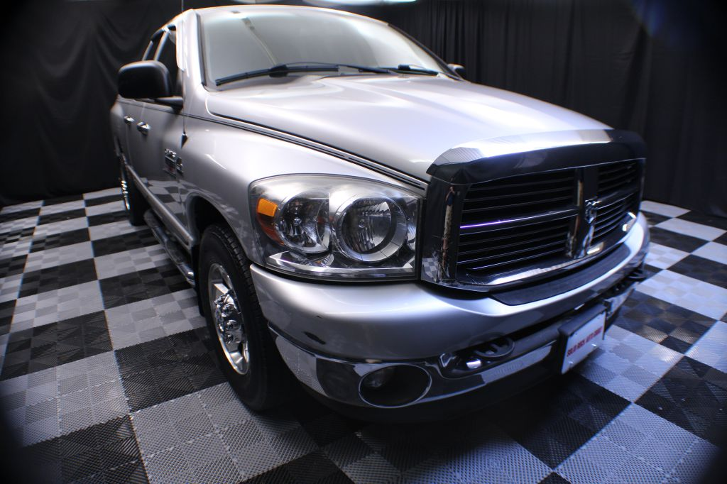 2007 DODGE RAM 2500 for sale at Solid Rock Auto Group