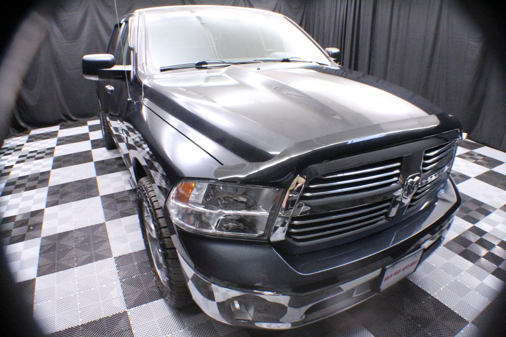 2014 RAM 1500 for sale at Solid Rock Auto Group