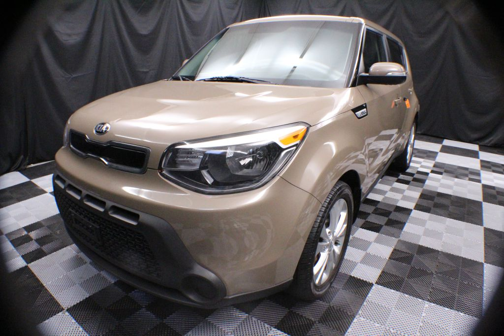 2014 KIA SOUL + for sale at Solid Rock Auto Group