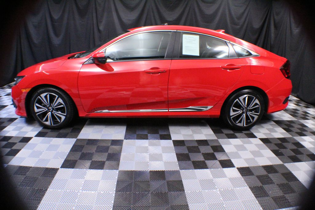 2017 HONDA CIVIC EXT for sale at Solid Rock Auto Group