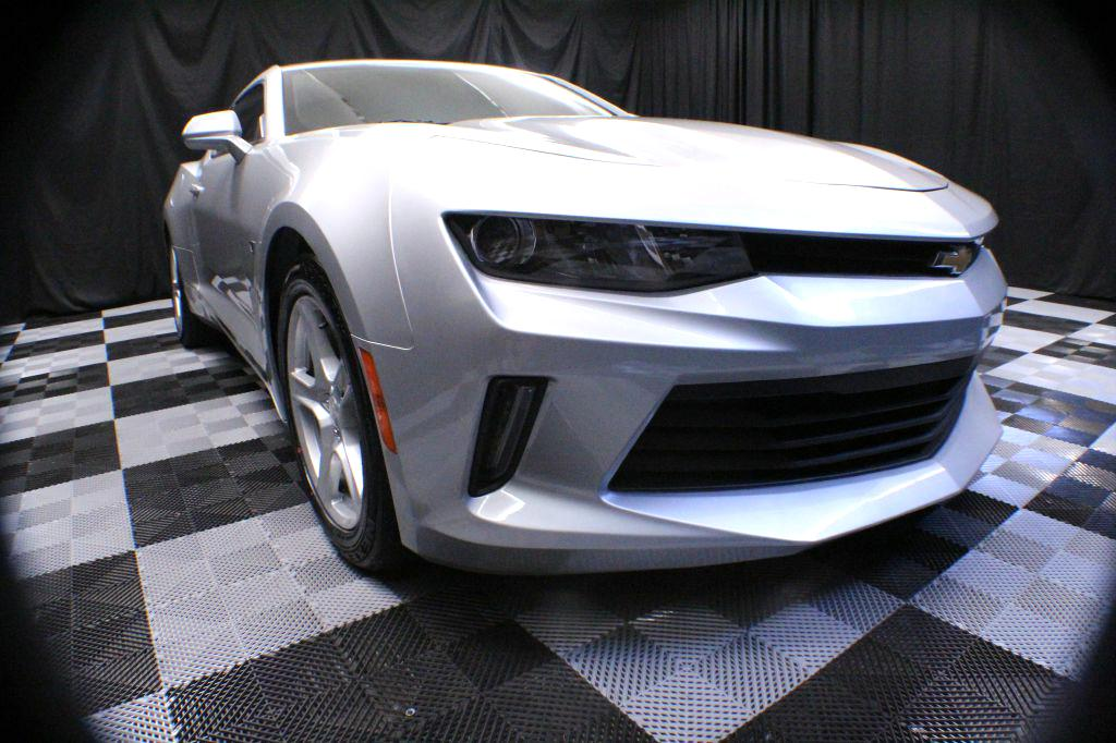 2016 CHEVROLET CAMARO LT for sale at Solid Rock Auto Group