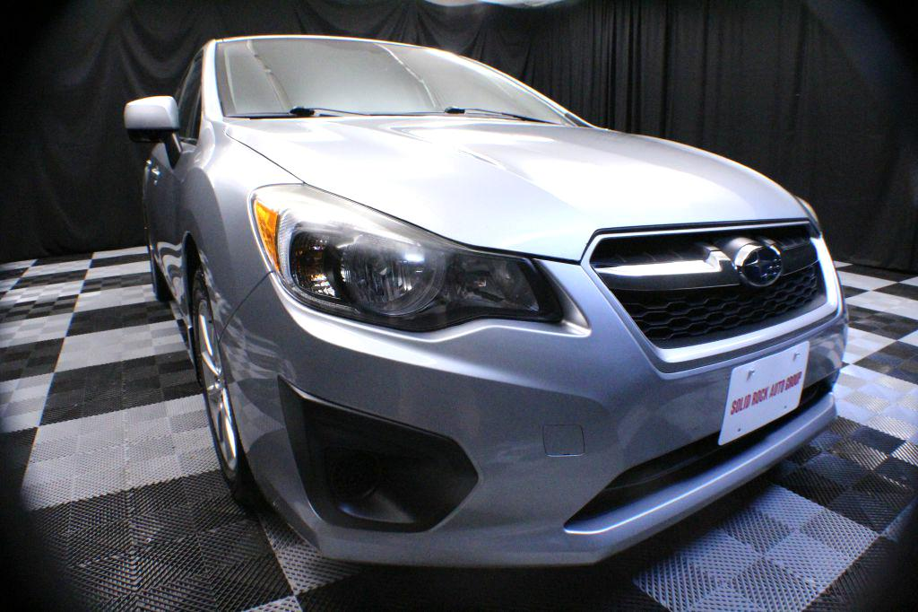 2013 SUBARU IMPREZA WAGON PREMIUM for sale at Solid Rock Auto Group
