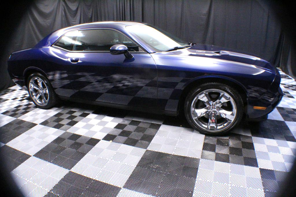 2013 DODGE CHALLENGER R/T for sale at Solid Rock Auto Group
