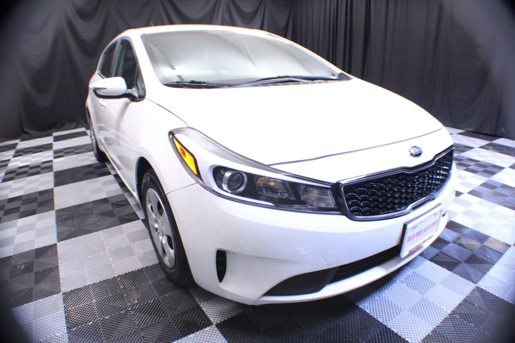 2017 KIA FORTE for sale at Solid Rock Auto Group