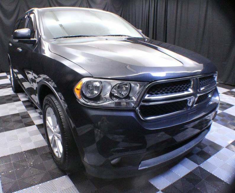 2013 DODGE DURANGO CREW for sale at Solid Rock Auto Group