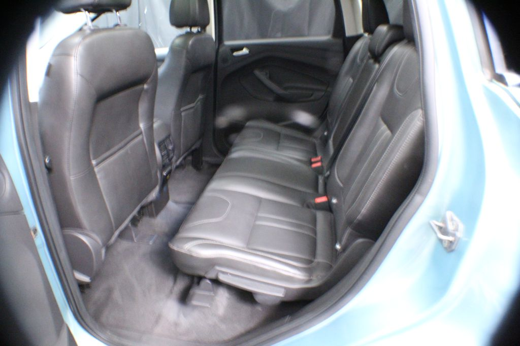 2013 FORD ESCAPE TITANIUM for sale at Solid Rock Auto Group