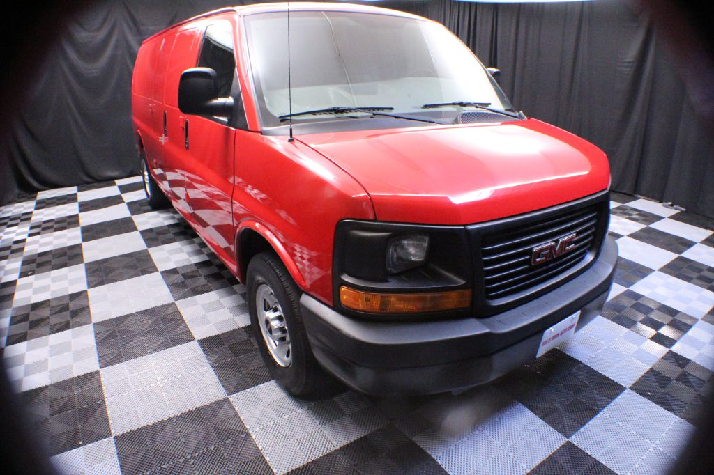 2013 GMC SAVANA for sale at Solid Rock Auto Group