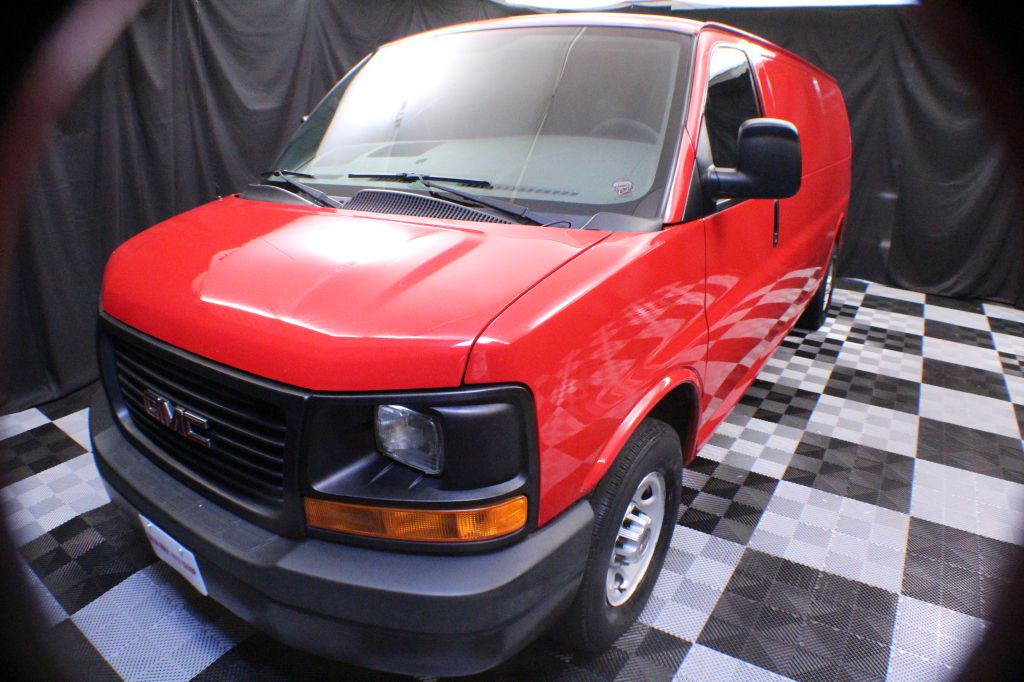 2013 GMC SAVANA G2500 for sale at Solid Rock Auto Group