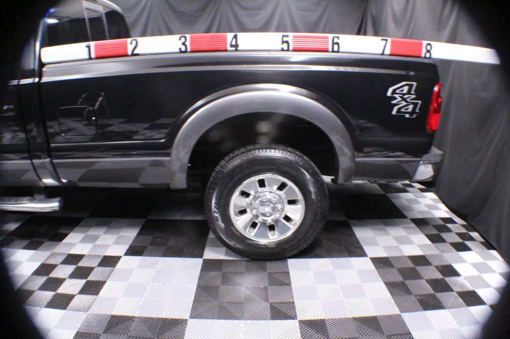 2011 FORD F350 SUPER DUTY LARIAT for sale at Solid Rock Auto Group